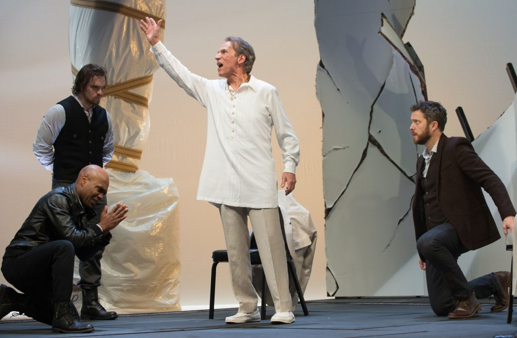 A scene from OSF's 2011 production of Julius Caesar